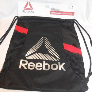 New large Reebok Gym Sack Performance Training Bag